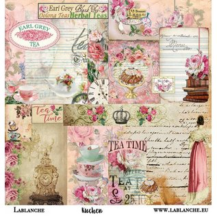 """LaBlanche LaBlanche, plakboek / kaartpapier """"cake"""""""