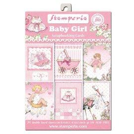 Stamperia Stamperia: Scrapbooking / Cards SET: Bebê