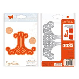 Tonic Tonic, Cutting and embossing Template: Cavalete Ornamentado