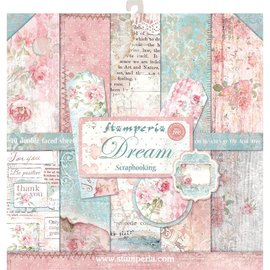 Stamperia NUOVO! Stamperia: Scrapbooking Paperblock, Dream