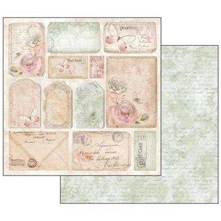 Stamperia NEU! Stamperia: Scrapbooking Papierblock