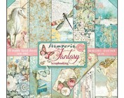 Scrapbooking e cartão de papel: Wonderland