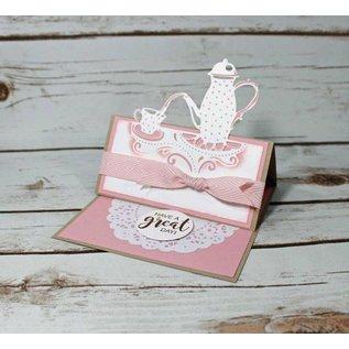 Die'sire modèle POINTAGE: Afternoon Tea