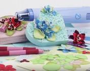 Stanzschablone: Hydrangea por Lea'bilities Leane Creatief