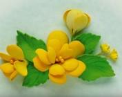 Leane Creatief Flower Foam: flores de espuma 3D