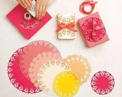 Martha Stewart circle punch set