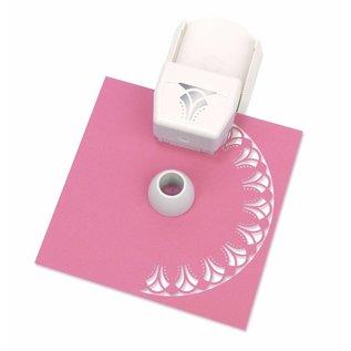 EK Succes, Martha Stewart Inserção de Cartucho perfurado para bordas circulares