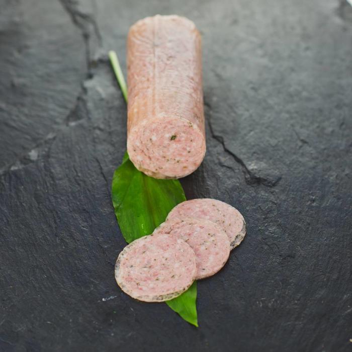 Bauernfrühstück mit Bärlauch