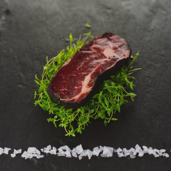 ASCHE AGED Entrécote/Rib Eye Steak vom Weiderind