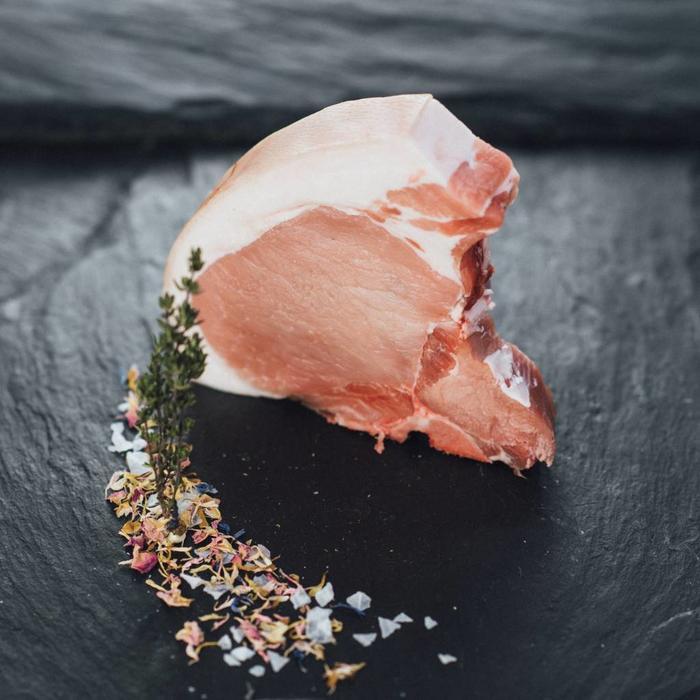 T-Bone Steak vom Schwein Dry Aged