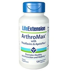 Life Extension ArthroMax® with Theaflavins & AprèsFlex®
