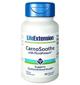 Life Extension Carnosoothe with PicroProtect
