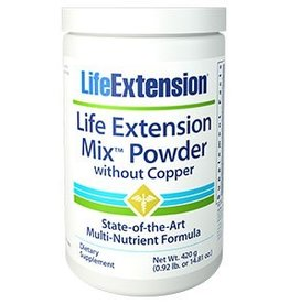 Life Extension Mix Powder without Copper