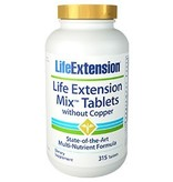 Life Extension Mix Tablets without Copper