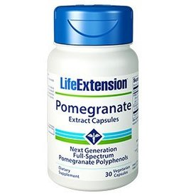 Life Extension Pomegranate Extract Capsules