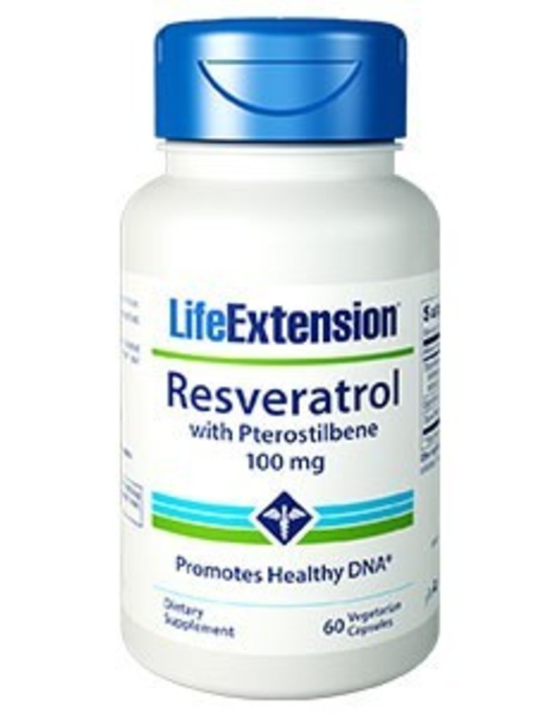 Life Extension Resveratrol with Pterostilbene