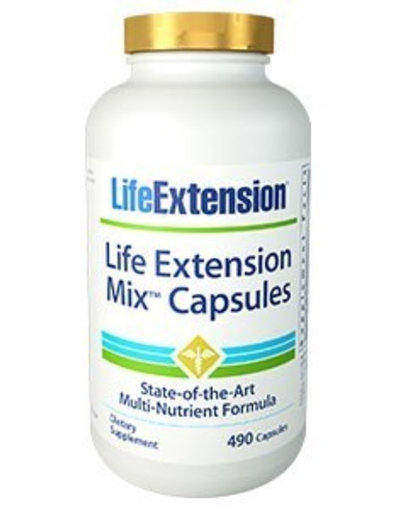 Life Extension Mix Capsules
