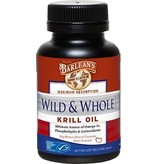 Barlean's Wild & Whole Krill Oil Softgels