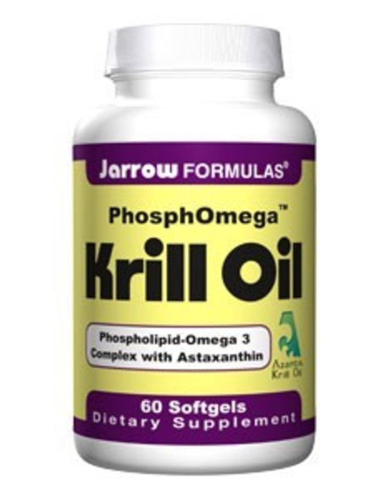 Jarrow Formulas Phospholipid-Omega 3 Complex with Astaxanthin