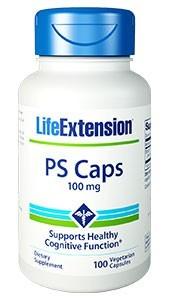 Life Extension PS (Phosphatidylserine) Caps