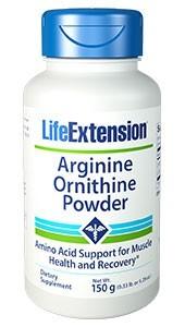 Life Extension Arginine Ornithine Powder