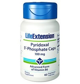 Life Extension Pyridoxal 5'-Phosphate Caps