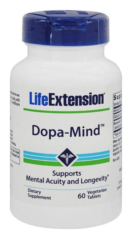Life Extension Dopa-Mind