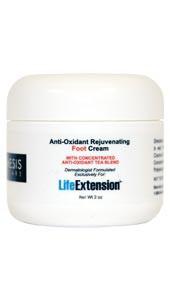 Life Extension Anti-Oxidant Rejuvenating Foot Cream