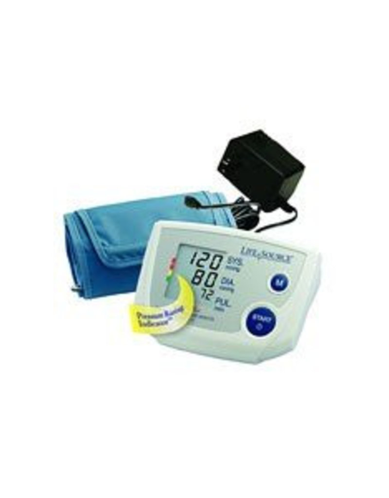 Life Extension Life Source Deluxe One Step Blood Pressure Monitor