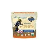 Life Extension Raw Organics Organic Golden Flax Seed