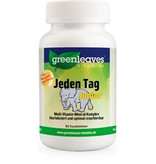 Greenleaves vitamins Jeden Tag Junior