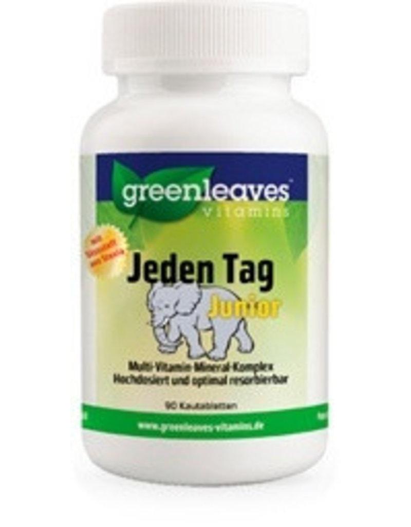 Greenleaves vitamins Jeden Tag Junior
