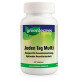 Greenleaves vitamins Jeden Tag Multi