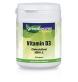 Greenleaves vitamins Vitamin D3 3000 I.e., 75 Mcg