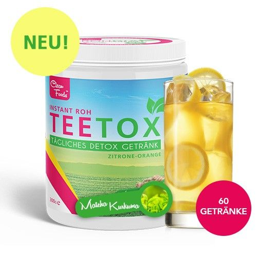 Cleanfoods Teetox