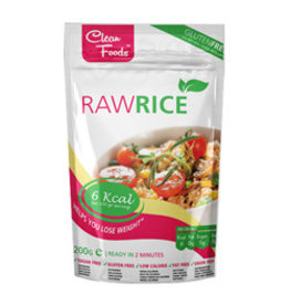 Cleanfoods Raw Rice