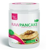 Cleanfoods Raw Pancakes Apfel Zimt