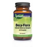 Greenleaves vitamins Deca-flora, 60 Capsules