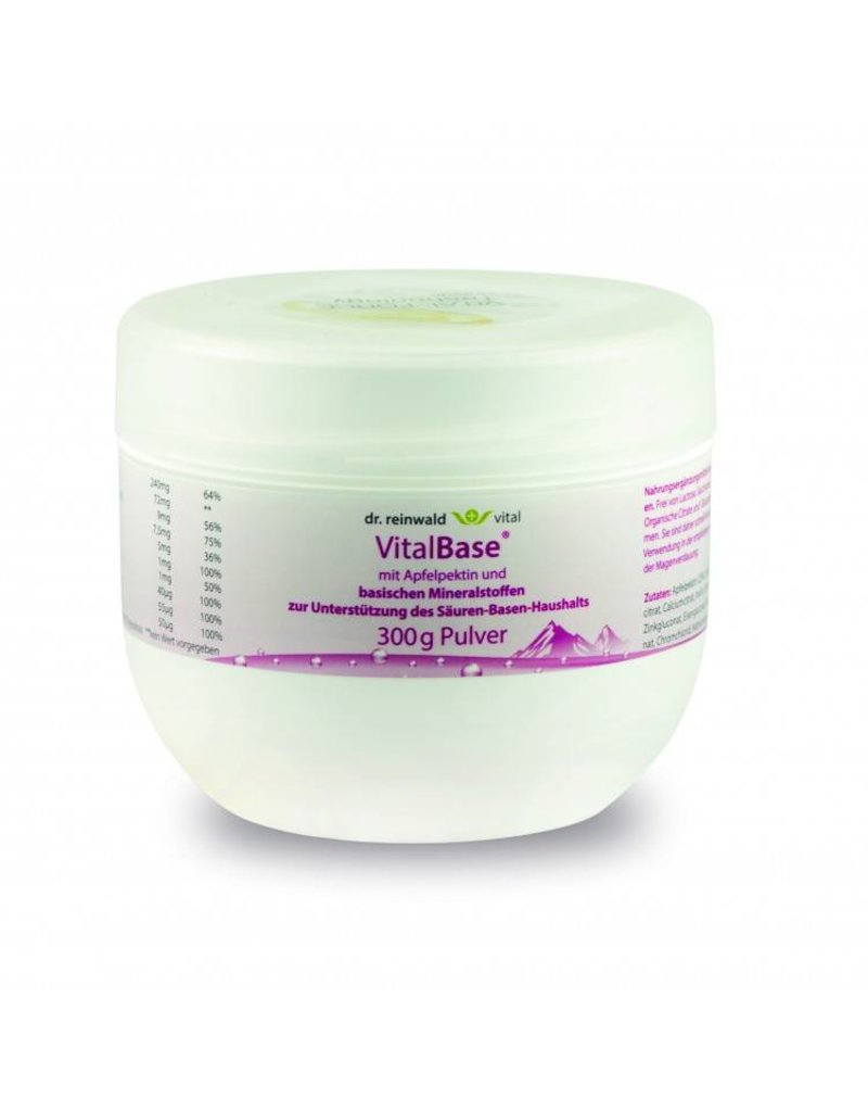 Dr. Reinwald 3-pack Vitalbase, 300g Pulver