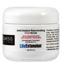 Life Extension Anti-Oxidant Rejuvenating Foot Scrub