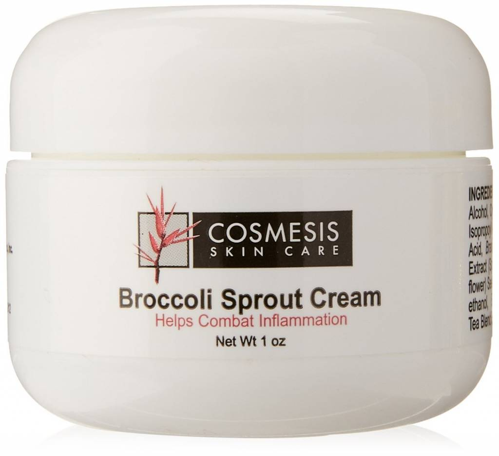 Life Extension BROCCOLI SPROUT CREAM