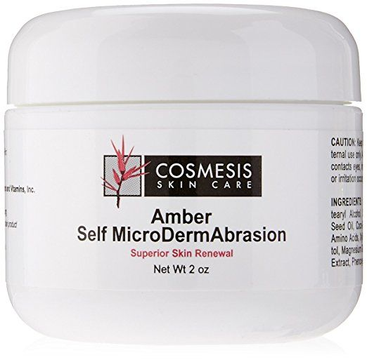 Life Extension Amber Self MicroDermAbrasion