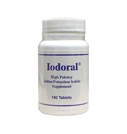 Optimox Iodoral 12,50 Mg (180 Tablets)