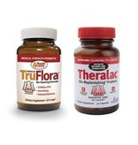 Life Extension Theralac®, 30 Capsules + Truflora, 32 V-caps
