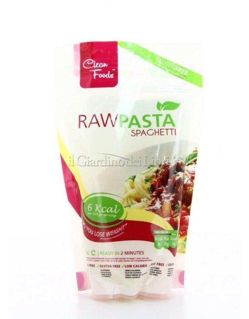Cleanfoods Raw Pasta Spaghetti