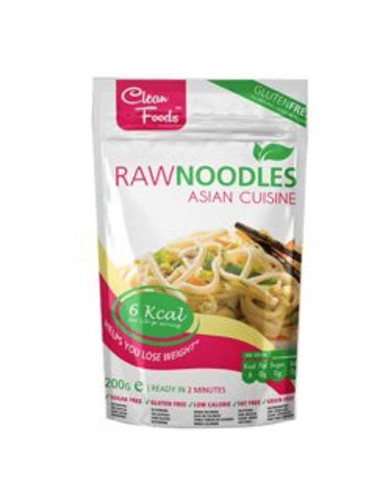 Cleanfoods Raw Noodles