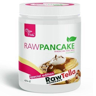 Cleanfoods Raw Pancakes Roh Tella
