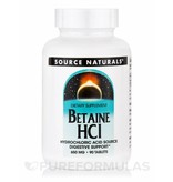 Source Naturals Betaine Hcl