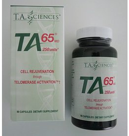 T.A. Sciences TA-65MD 250IE Subscription (90 capsules)