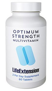 Life Extension Optimum Strength Multivitamin